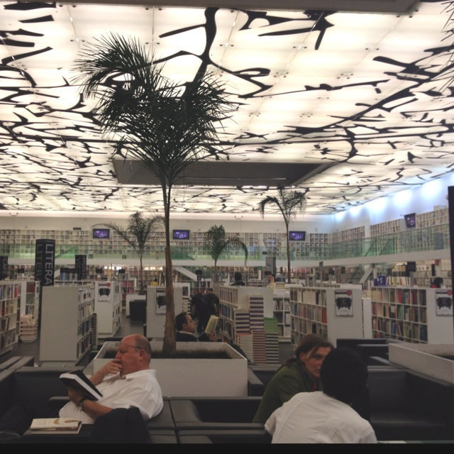 Librería del FCE, Rosario Castellanos. México City.