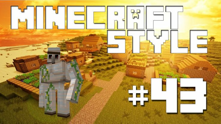 Minecraft Style - #43 - Ferro INFINITO! ಠ_ಠ