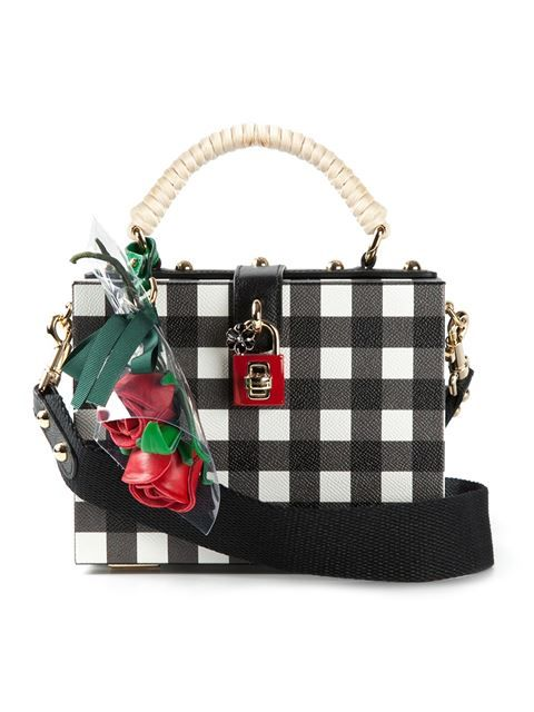 Compre Dolce & Gabbana Bolsa modelo 'Dolce' em Papini from the world's best independent boutiques at farfetch.com. Over 1000 designers from 300 boutiques in one website.