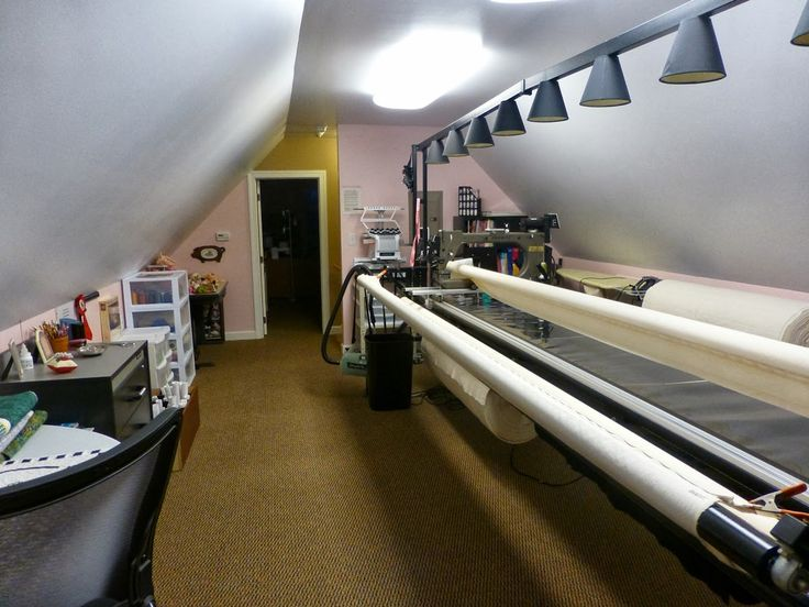 Quilting Room Design Ideas Part - 39: Longarm Quilting Studios - Google Search