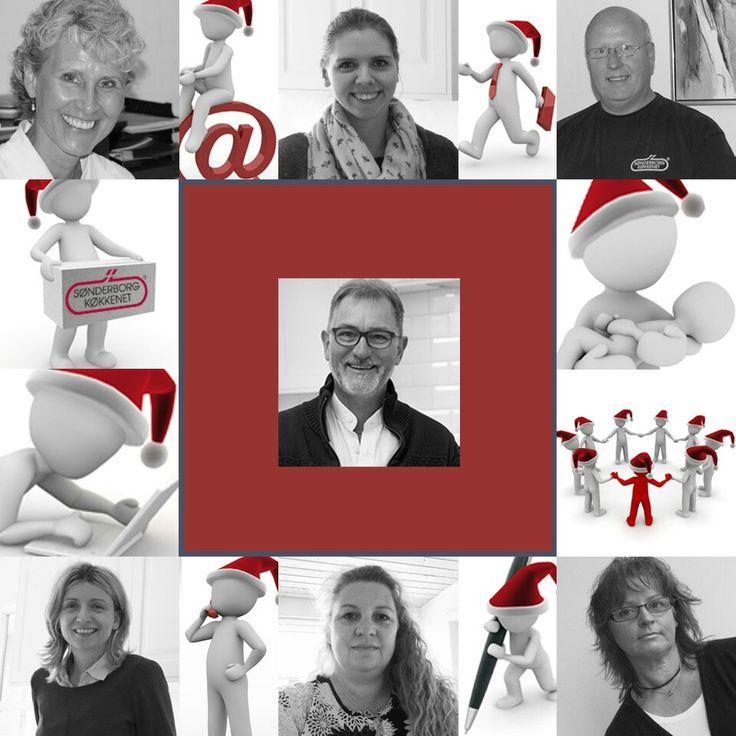 Se Nissefolket i køkkenet ... vi har sat billeder af os på vores www og deltag også i vores julehygge med chance for at vinde en skøn gave.