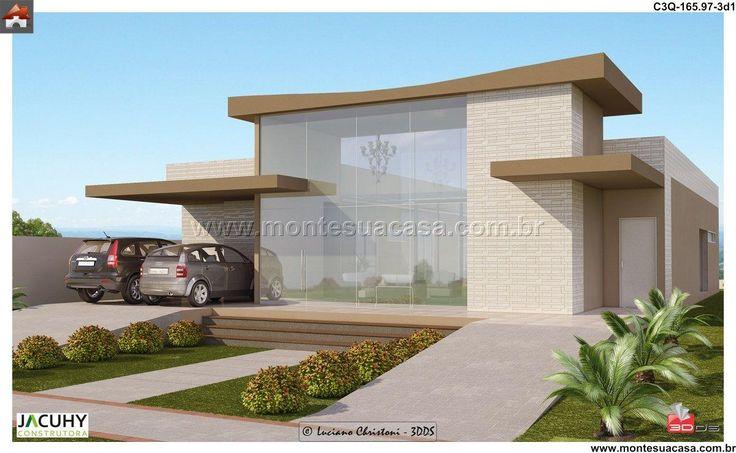Casa - 3 Quartos - 165.97m²