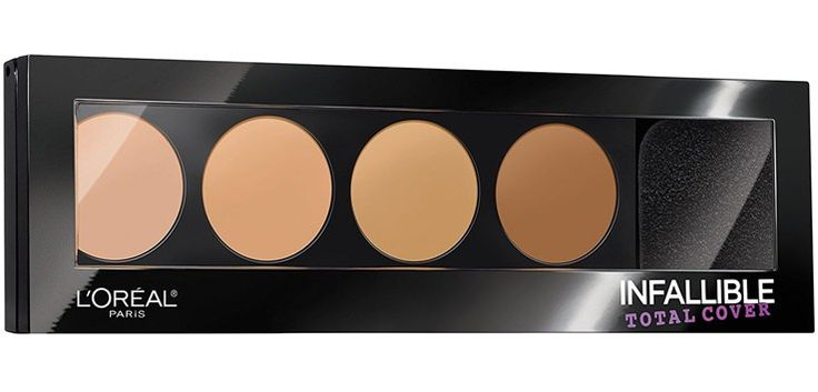 The Best Concealer: 10 Palettes To Cover Up Anything | StyleCaster