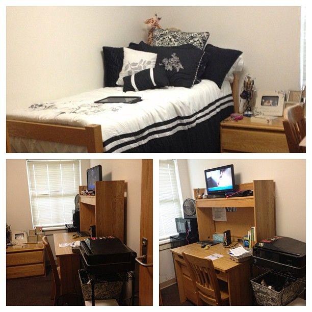 @lyssuhlove shared this photo on lnstagram of her dorm  ~ 125036_Dorm Room Ideas Penn State
