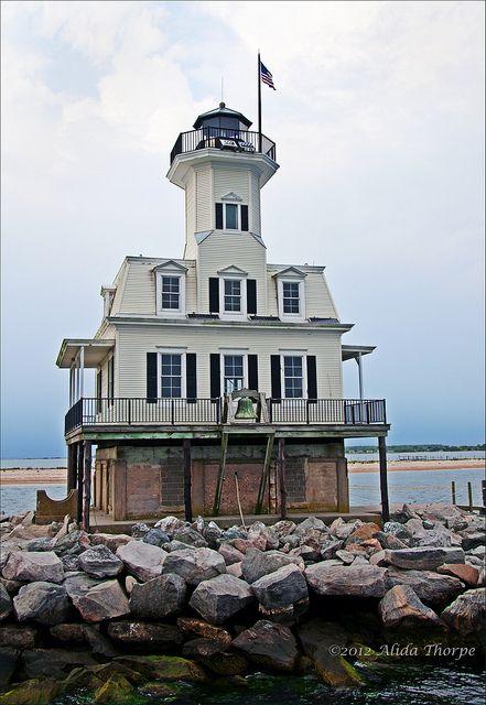 Bug Light Lighthouse, Long Island, NY