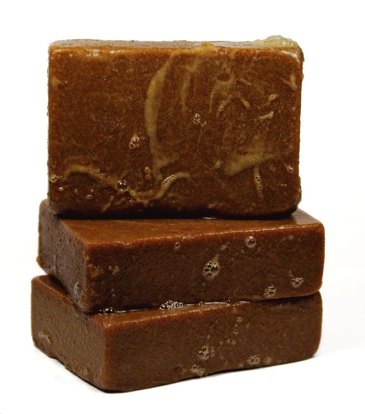 Learn how to make homemade pine tar soap with this simple pine tar soap recipe. Traditionally, pine tar soap is used to treat problematic skin conditions that include psoriasis, eczema, dandruff and skin inflammation. It can also be used to soothe and treat symptoms of poison ivy, oak, and sumac and it helps to relieve itching caused by bug bites.