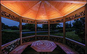 Luminaires-rubans à DEL à couleur réglable (RVB) pour l'extérieur et les endroits humides - Lee Valley Tools