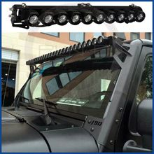 Auto lighting cree Hottest EMC compatible for ford ranger 4x4 bull bar off road lights led
