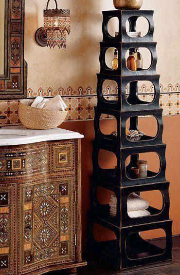 20 bagni in stile marocchino: spettacolari! - Arredo Idee