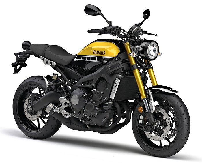 Yamaha XSR 900                                                                                                                                                                                 Plus