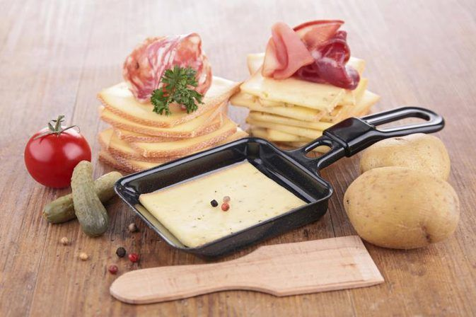 How to Make Raclette Without a Grill