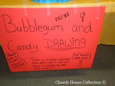 Church House Collection Blog: Fall Festival Games For Church #Fall #Festival #Game #Ideas
