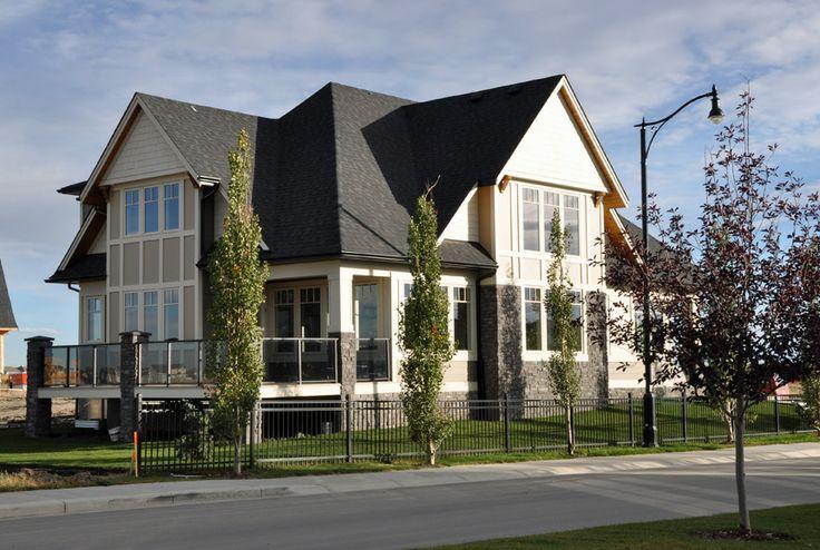 Corner Estate Home www.cooperscrossing.ca #coopersairdrie