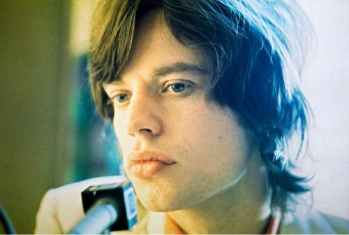 Mick Jagger, 1972, by Ethan Russell.
