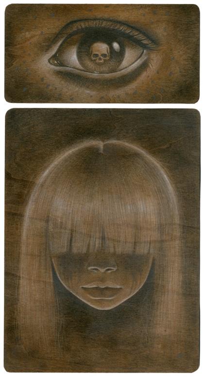 Third Eye by Ana Bagayan