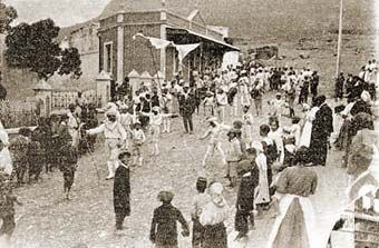 Social Life, Cape Town 1911