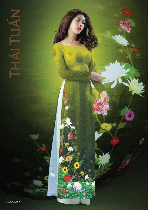 Ao dai (Spring)