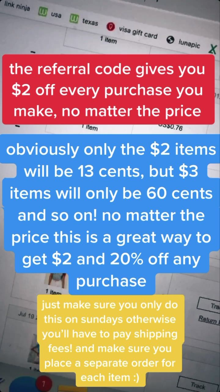 How To Get Things For 13 Cents At Shein Shein Sheincodes Shein Official Sheinhaul Shein How To Get Referrals