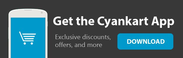 Cyankart is providing home accessories, kitchen accessories, girl's product, men product, gift items, and phone cases of all brands online to customers. Products are colorful and nicely designed to meet the necessities of customers but priced at attractive price.