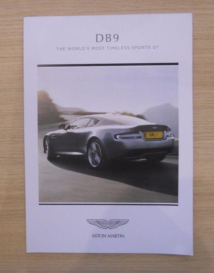 Cool Amazing ASTON MARTIN DB9 Retail Price List 2018 Check more at