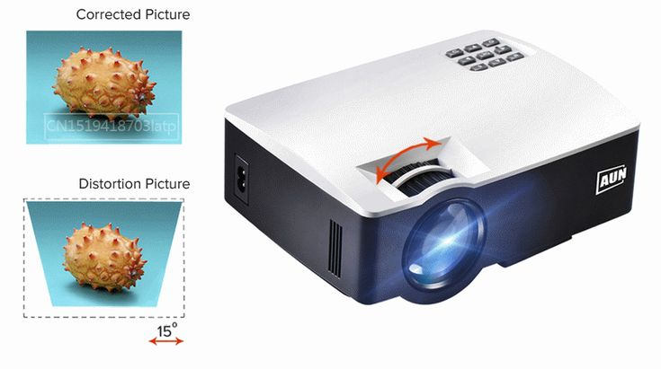 Awesome 1080P Full HD Projector For Home Theater