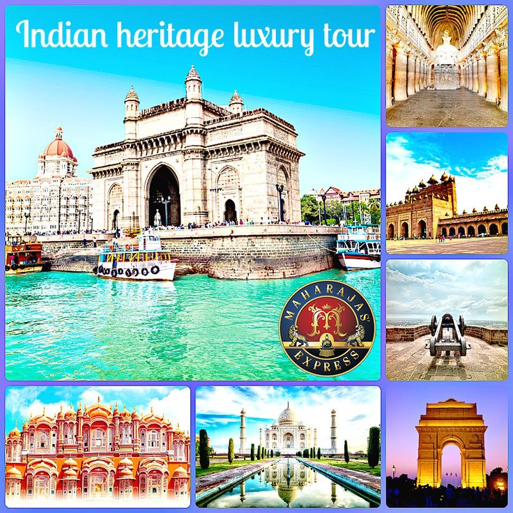 Rediscover yourself with the Heritage of India tour of the Maharajas' Express.Starting from Mumbai and ending in Delhi, this 7 nights 8 days' journey is unlike any other.