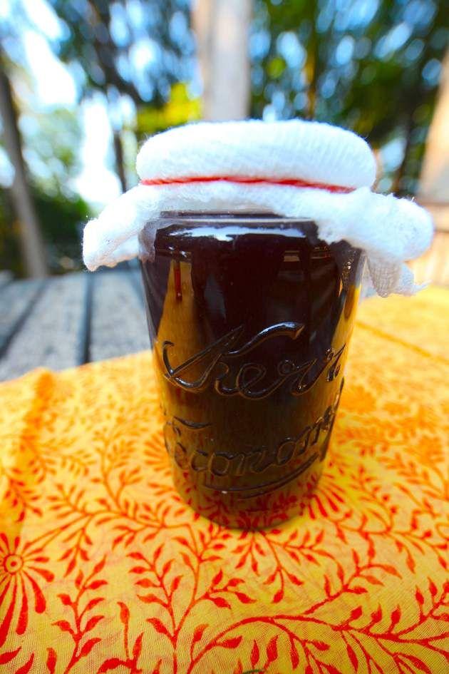 Making Red Wine Vinegar, Photo © Liesl Clark \ #Dressing #Fermented #Salad