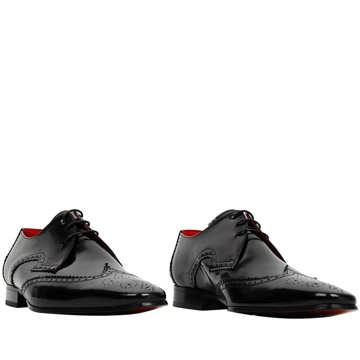 JEFFREY WEST MUSE Brogue Lace Shoe at Flannels Fashion