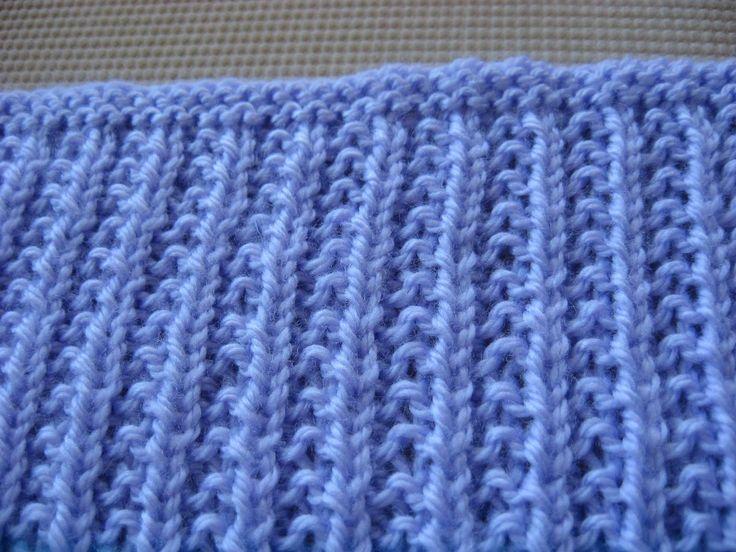 Crochet Scarf Pattern Diagram Razor E300 Wiring Knit Farrow Rib Stitch On Cotton Candy Oddball Blanket | Oh, Baby! Pinterest Stitch, ...