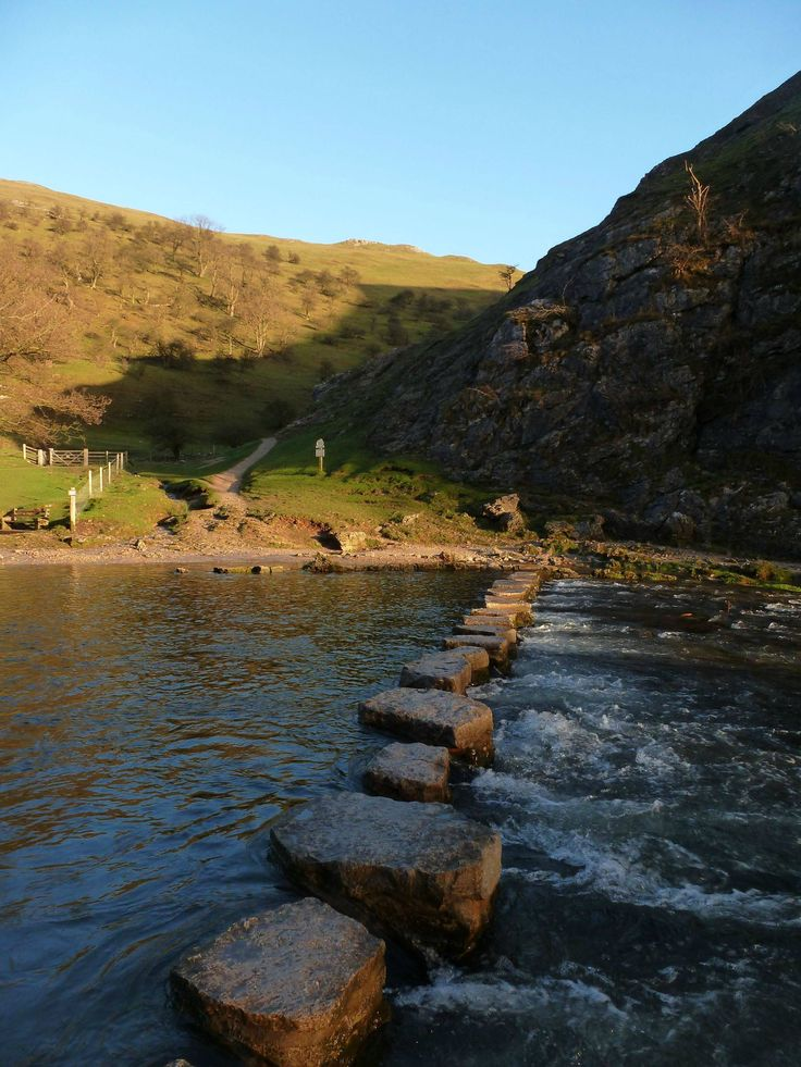 Dovedale, Peak District. One of my favourite places!