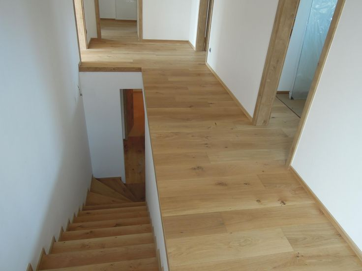 Interiérové studio Heth / fotky z našich realizací / 3-vrstvá přírodní dubová prkna