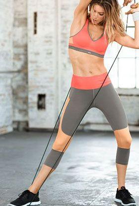 Work out Doutzen for VSX