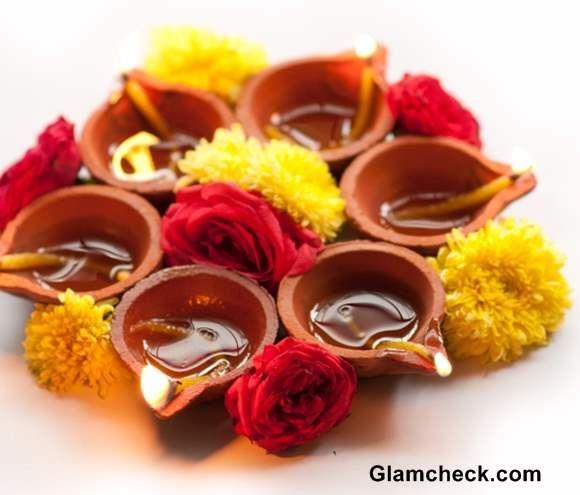 Diwali Diyas Decoration Ideas