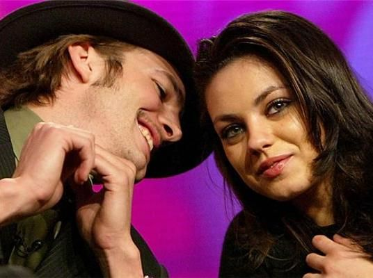 Mila Kunis Announces Ashton Kutcher and Demi Moore were Never Really Married