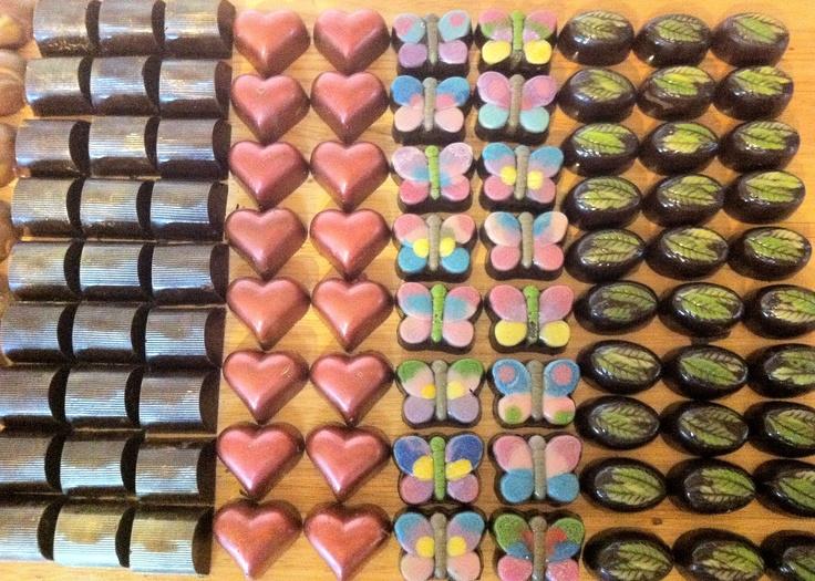 Noojee Num Nums chocolates - fabulous