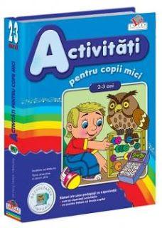 Eugenia & Alexandra : Activitati pentru copii mici