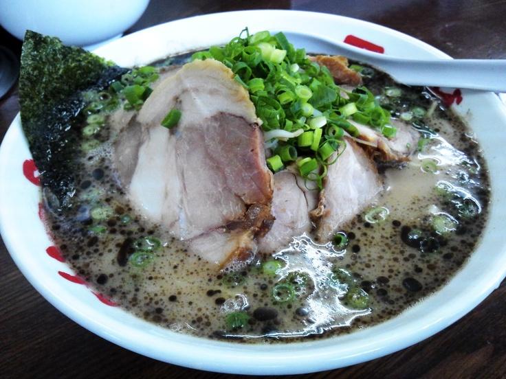 なんつっ亭「チャーシュー麺」