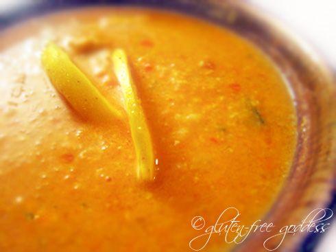 Vegan mulligatawny soup recipe: Yummy Spicy, Mulligatawny Soups, Detox Soups, Soups Recipes, Mulligatawny Detox, Gluten Free, Vegans Mulligatawny, Glutenfree, Veggies Soups