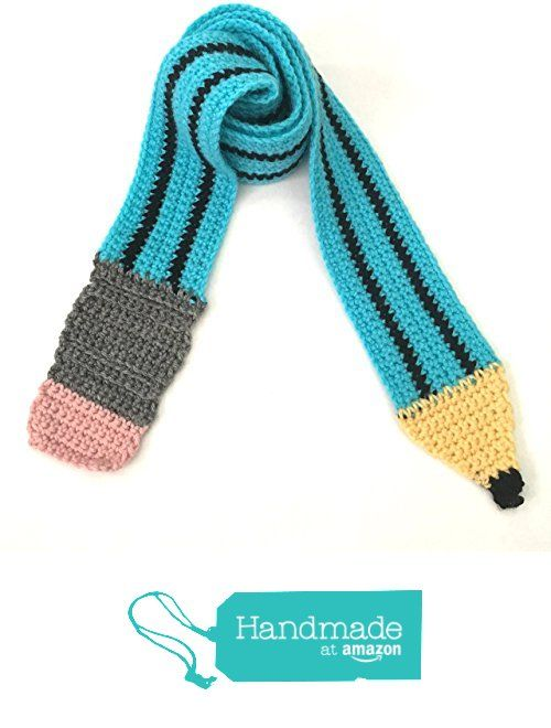 #Blue Crochet #PencilScarf in #black, #gray, #beige, #pink. from #PinkFrog4u https://www.amazon.com/dp/B01N66Q3CK/ref=hnd_sw_r_pi_dp_on5oyb7S79BP9 #handmadeatamazon #christmas #gifts #christmasgifts #smallbizsaturday #shopsmall #madewithlove #scarf #scarves #kawaii #kawaiilife #kawaiistyle #cutescarf #winter #fall #stockingstuffer