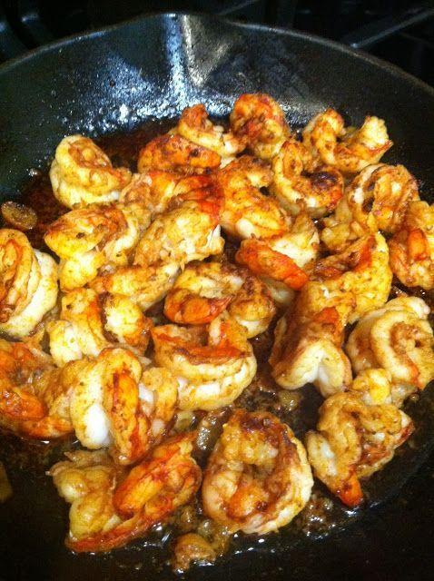 Garlic Shrimp Mark Bittman's Way, hands down the best garlic shrimp you've ever had!