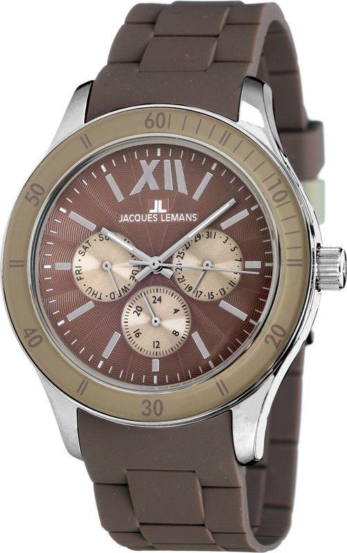 Часы Jacques Lemans 1-1749D Часы Casio LTP-E118RL-2A