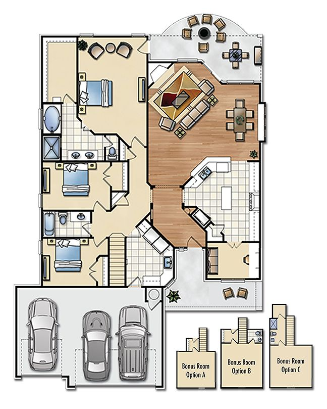 Family House Plans 82166