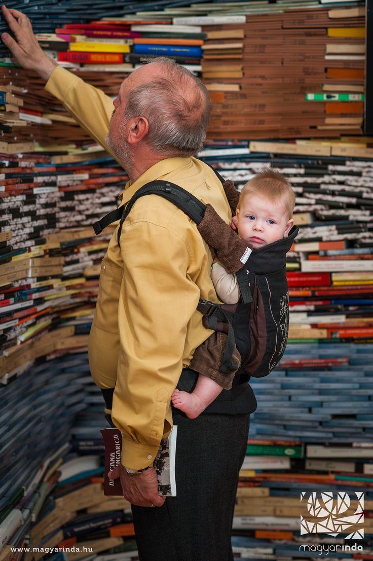Magyarinda Klasszik zsinóros - könyvtárban is hasznos eszköz