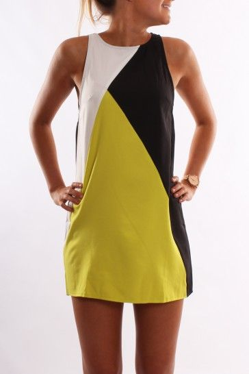 Crazy In Love Dress Lime - Dresses - Shop by Product - Womens