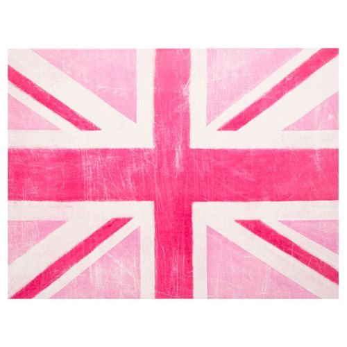 Pink Flags, Pink Union, Flags Pink, London, Pink Jack, Curious Bumblebee, Patterson Maker, Cubicles Refugee, Pretty Preppy