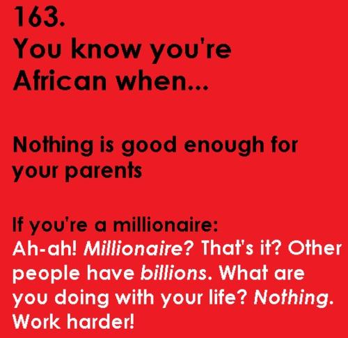 lol #Africa