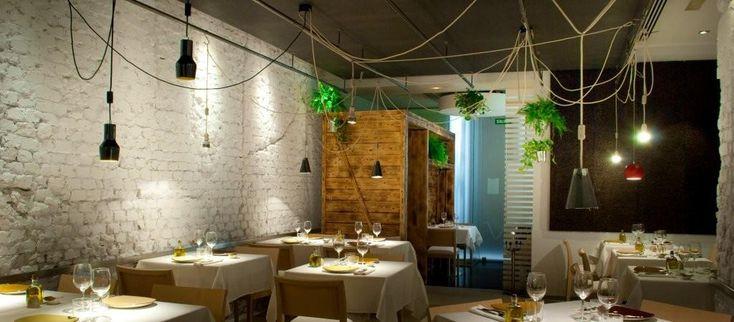 45 best restaurantes destacados images on pinterest - Singular kitchen madrid ...