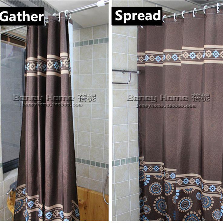 1000 id es sur le th me crochets de rideau de douche sur for Rideau de douche moderne