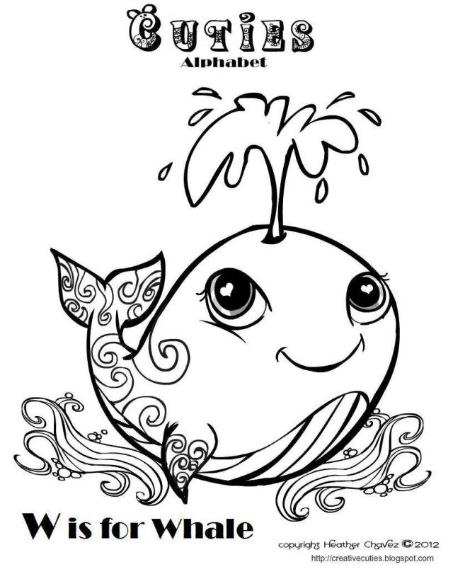 27 Creative Picture Of Cuties Coloring Pages Entitlementtrap Com Whale Coloring Pages Animal Coloring Pages Cute Coloring Pages