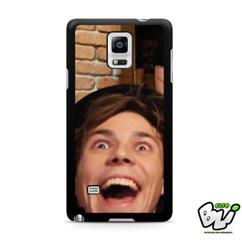 Ashton Livestream Samsung Galaxy Note 4 Case